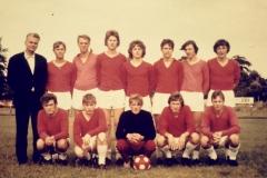 SpVg Aurich A-Jugend Bezirksmeister (1969). (A.W.: 2.R., 2.v.r.)