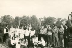 Klassenausflug Kopenhagen (1970).