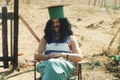Doktorparty in Zimbabwe (1991).